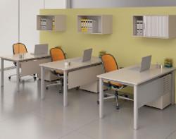 Biurko Complete - Wynajem mebli biurowych